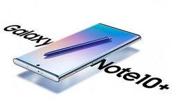 Samsung Galaxy Note 10+จะมีความจำให้เลือกแค่256GBและ512GB