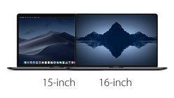 MacBook Pro 16 นิ้วรุ่นใหม่จะใช้ดีไซน์ขอบหน้าจอบางมาก