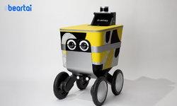 """Postmates พร้อมให้บริการ """"หุ่นยนต์ส่งอาหาร"""" ถึงหน้าบ้านลูกค้า เร็วๆ นี้"""