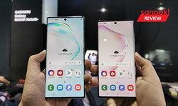 [Hands On] Samsung Galaxy Note 10 มือถือตัวท็อปเพื่อคนทำงาน และ Life Style ที่ไม่หยุดนิ่ง