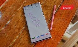 รีวิว Samsung Galaxy Note 10 มือถือรุ่นเล็กที่ฟีเจอร์ยิ่งใหญ่เกินตัว