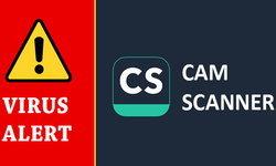 รีบลบด่วน! แอปฯ CamScanner ฟรีบน Android ตรวจพบ Malware ดักข้อมูลเครื่อง