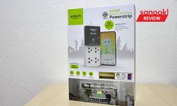 รีวิวปลั๊กไฟ Anitech H1000 ฝีมือคนไทย กับ นวัตกรรมคุมการเปิดปิดผ่าน WiFi