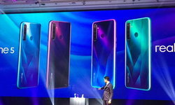 realme เปิดตัว realme 5 และ realme 5 Pro สมาร์ทโฟนกล้องหลัง 4 ตัวราคาสุดคุ้ม