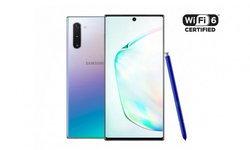 Samsung Galaxy Note 10 Seriesผ่านการรับรองให้ใช้WiFi6 (802.11 AX)เป็นรุ่นแรก