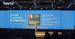 ตัวเลือกดี ๆ ของคนไม่ชอบจ่ายเยอะ Qualcomm เตรียมส่งชิป 5G ให้รองรับสมาร์ตโฟนระดับกลาง!
