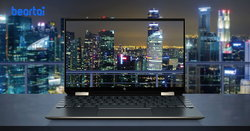 HP เปิดตัวแล็ปท็อป Spectre x360 13 รุ่นใหม่  พัฒนาขึ้นในทุก ๆ ด้าน
