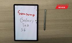 [รีวิว]SamsungGalaxyTabS6Tabletที่ยกระดับเป็นผู้ช่วยNotebookสักครั้ง