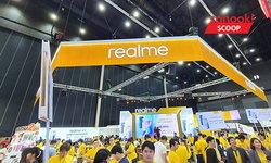 ส่องโปรโมชั่นrealmeภายในงานThailand Mobile Expo 2019รอบปลายปีกับรุ่นใหม่ของพวกเขา