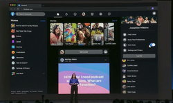Facebook เปิดให้ผู้ใช้ทดสอบดีไซน์ใหม่พร้อม Dark Mode แล้ว!
