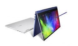 SamsungเปิดตัวGalaxy Book Flexแบบพับได้และBook ionรุ่นใหม่ขุมพลังจากIntel