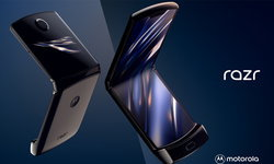 Motorola มั่นใจ หน้าจอ Razr ไม่แตกเหมือน Galaxy Fold แน่นอน