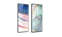 เผยภาพRenderของSamsung Galaxy S10 LiteและGalaxy Note 10 Liteมือถือน้องเล็ก จอ Punch Display