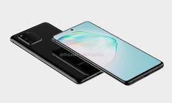 พบภาพ Samsung Galaxy Note 10 Lite ใช้จอแบบแบน กล้องหลังสี่เหลี่ยม