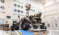 ยานสำรวจดาวอังคาร Mars 2020 ของนาซ่าผ่านการทดสอบขับขี่ครั้งแรกได้สำเร็จ