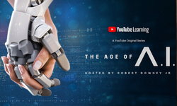 ชมซีรีส์ The Age of A.I. นำรายการโดย Robert Downey Jr.
