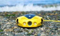 สำรวจโลกใต้น้ำแบบเซฟๆ ด้วยโดรนรีโมทบังคับเสมือนปลา