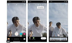 Instagram เพิ่มลูกเล่นใหม่ให้การถ่าย Stories แบบ Boomerang