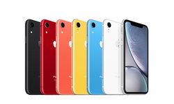 บริษัทวิจัยเผยiPhone XRขายดีติดต่อกัน4ไตรมาสซ้อน