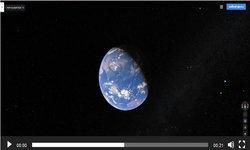 Google Maps เพิ่มลูกเล่น ท่องอวกาศในห้วงอวกาศแบบในหนังได้