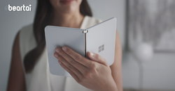 ชมตัวอย่างหน้าตา Surface Duo ปล่อยตรงจาก Microsoft