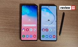[Hands On] Samsung Galaxy S10 Lite และ Galaxy Note 10 Lite เรือธงราคาสบายกระเป๋าเปิดตัวแล้ว