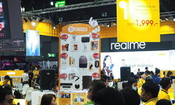 ส่องโปรโมชั่นสมาร์ทโฟน realme ในงาน TME 2020 ที่มาพร้อมกับราคาพิเศษและของแถมเพียบ