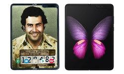 ถึงกับงง Escobar Fold 2 มือถือพับได้ดีไซน์คล้าย Galaxy Fold ราคาแค่หมื่นสอง แท้จริงแล้วคือ
