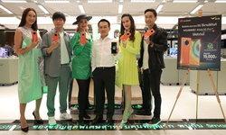 บรรยากาศการเปิดรับเครื่อง Huawei Mate 30 Pro 5G สุดยอดสมาร์ทโฟนระดับโลก เครื่องแรกของไทย