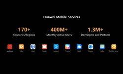 ไม่ธรรมดา! มีผู้ใช้บริการ Huawei Mobile Services มากถึง 400 ล้านคน, นักพัฒนาอีก 1.3 ล้านคน