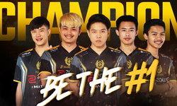 เทนเซ็นต์ ประเทศไทย ประกาศผลแชมป์การแข่งขัน PUBG MOBILE Thailand Pro League 2020