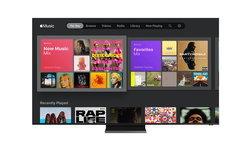 Samsung Smart TVสามารถฟังเพลงผ่านApple Musicได้แล้ว
