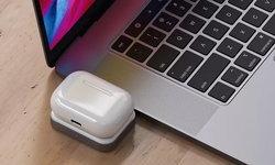 Satechi ปล่อยแท่นชาร์จไร้สายสำหรับ AirPods ที่เสียบเข้ากับพอร์ต USB-C โดยไม่ใช้สายเกะกะ