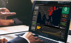 ESRI เสนอซอฟต์แวร์ ArcGIS พร้อมใช้ฟรี 6เดือนหนุนภาครัฐและเอกชนติดตามโควิด-19 เรียลไทม์