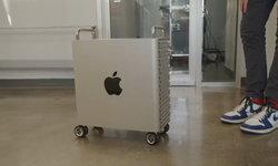 ไปให้สุด Apple วางจำหน่ายชุดล้อสำหรับ Mac Pro ราคา 22,900 บาท!
