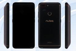 เผยสมาร์ทโฟนรุ่นใหม่ของ Nubia ในผลทดสอบ Geekbench