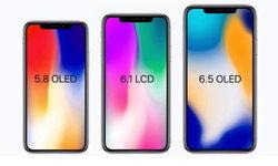(นักวิเคราะห์) iPhone จอ LCD รุ่นปี 2018 อาจมีราคาถูกว่ารุ่นจอ OLED ถึง 200 ดอลลาร์