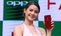 พร้อมขายแล้ว! OPPO F7 มาพร้อม AI Beauty 2.0 กล้องหน้า 25 ล้านพิกเซล