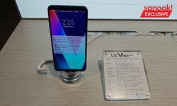 [Hands On] LG V30S ThinQ มือถืออัจฉริยะรุ่นใหม่ล่าสุดของ LG