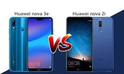 เปรียบเทียบ Huawei nova 3e และ Huawei nova 2i สองมือถือจอ FullView พร้อมสเปกครบเครื่องรุ่นเด่น