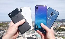 เทียบภาพถ่าย Huawei P20 Pro, Samsung Galaxy S9+, Google Pixel 2 และ iPhone X