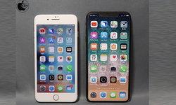 ชมภาพ iPhone X Plus จอ 6.5 นิ้ว ขนาดเท่า iPhone 8 Plus พร้อมกับ iOS12 และมีระบบสแกนใบหน้า