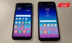เทียบสเปค Samsung Galaxy A6 และ A6+ ก่อนเผยราคาและวางจำหน่ายในเดือนพฤษภาคม