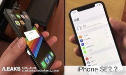 หลุดภาพ iPhone SE2 ในมือพร้อมรอยบากเหมือน iPhone X
