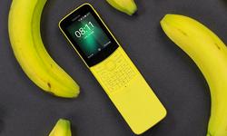 """เปิดตัว """"Nokia 8110 4G"""" มือถือกล้วยหอม ยอดนิยมในตำนาน ในราคา 2,400 บาทเท่านั้น"""
