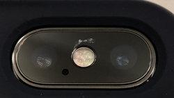 งานเข้า! ผู้ใช้ iPhone X เริ่มบ่นเจอปัญหาเลนส์กล้องเป็นรอยง่ายกว่าที่คิด