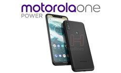 สำเนาถูกต้อง หลุดภาพ Motorola One Power มือถืออินเตอร์ ที่มีหน้าตาเหมือน iPhone X