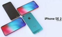 ชมคอนเซ็ปต์ iPhone SE 2 เวอร์ชันดีไซน์หน้าจอบาก ไร้ปุ่ม Home บนบอดี้อะลูมิเนียม