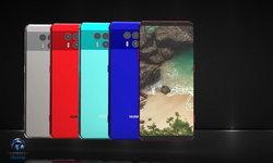 """เผยภาพคอนเซ็ปต์ """"Huawei Mate 20"""" สมาร์ทโฟนที่มาพร้อมกล้องหลัง 4 ตัว"""