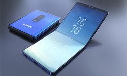 """เผยภาพคอนเซ็ปต์ """"Samsung Galaxy X"""" สมาร์ทโฟนจอพับได้ราคาครึ่งแสน"""